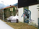 Graffito, Traffostation Bad Gastein